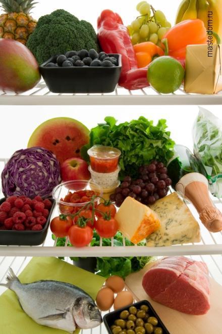 Удаление запаха из холодильника