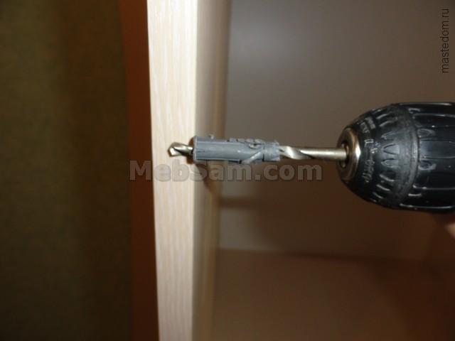 Изготовление дверей в шкаф купе