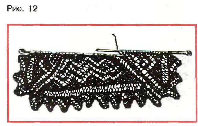 Пуховый платок для