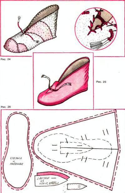 Как можно сшить обувь на заказ 14