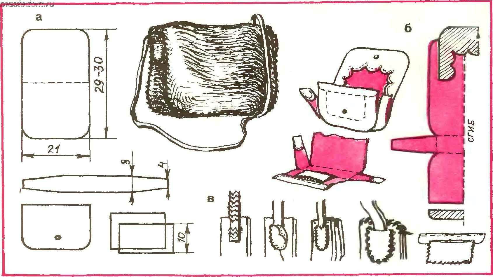 Сумка своими руками шитье сумок 565